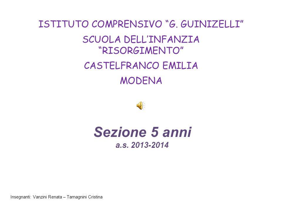 ISTITUTO COMPRENSIVO G. GUINIZELLI