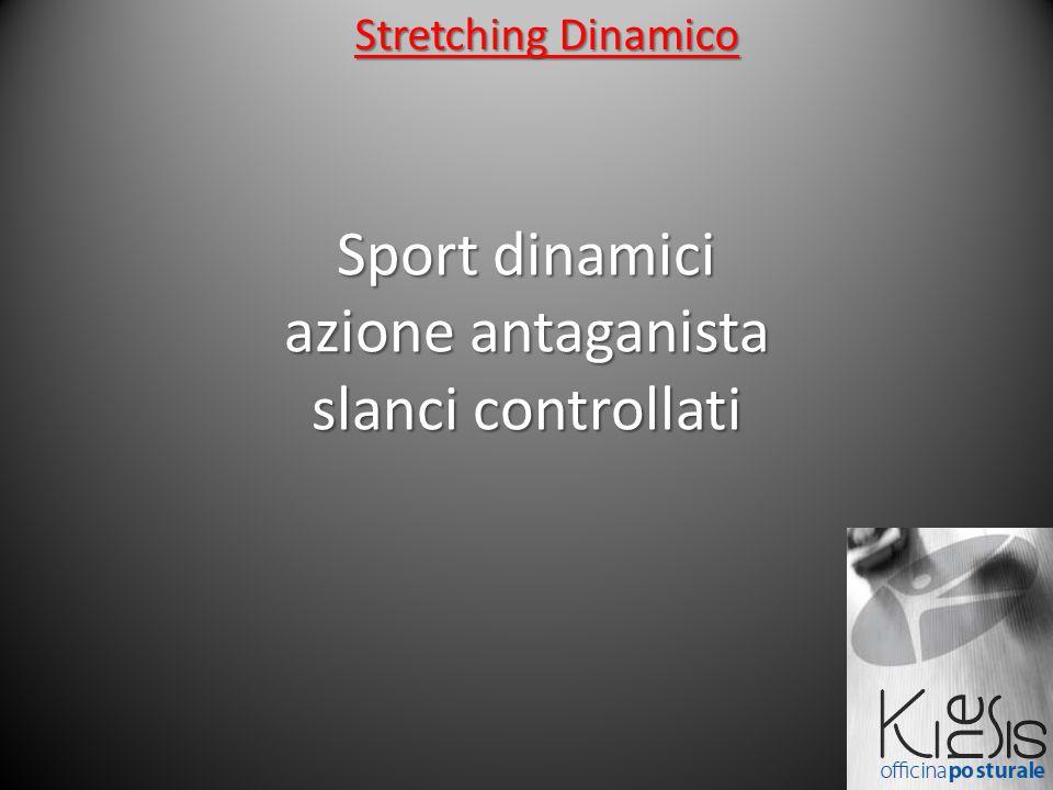 Sport dinamici azione antaganista slanci controllati