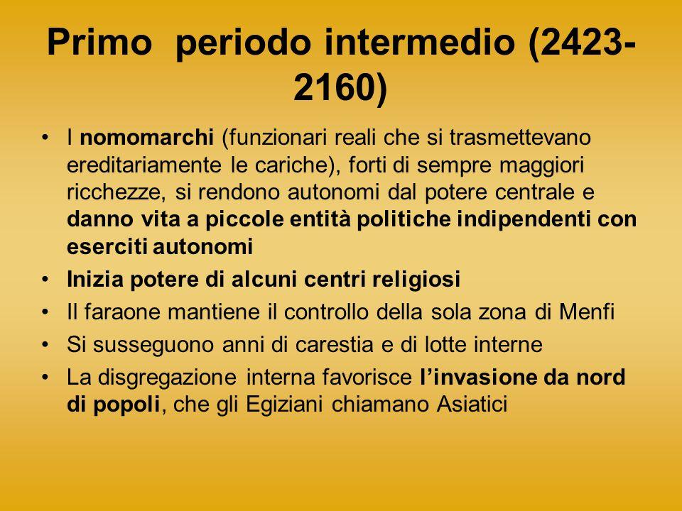 Primo periodo intermedio (2423-2160)