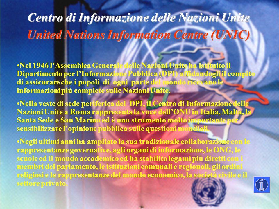 Centro di Informazione delle Nazioni Unite