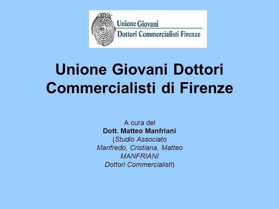 Unione Giovani Dottori Commercialisti di Firenze