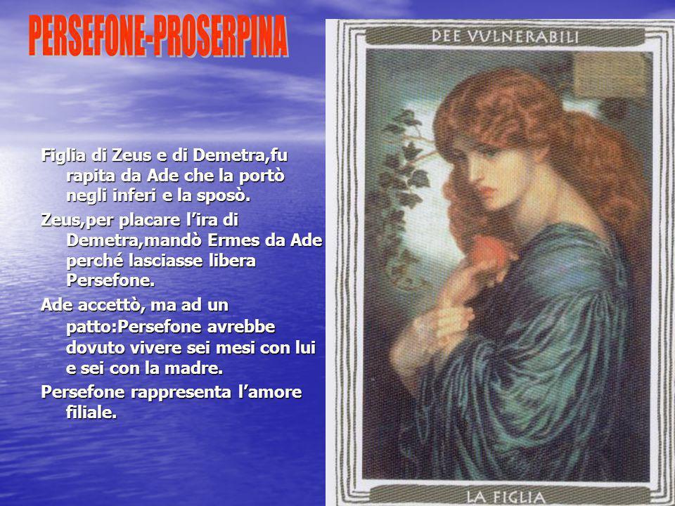 PERSEFONE-PROSERPINA