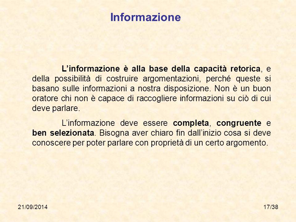 Informazione