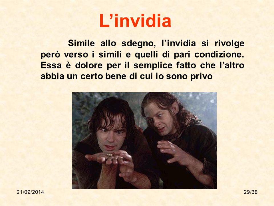 L'invidia