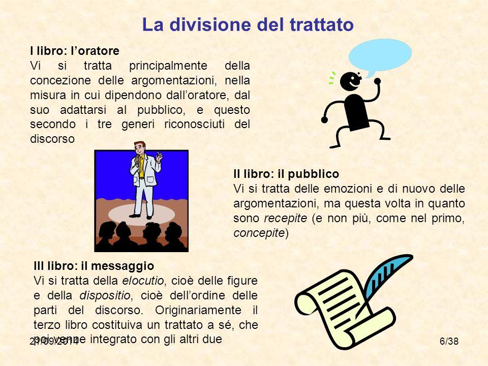 La divisione del trattato