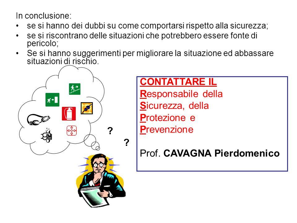 Prof. CAVAGNA Pierdomenico