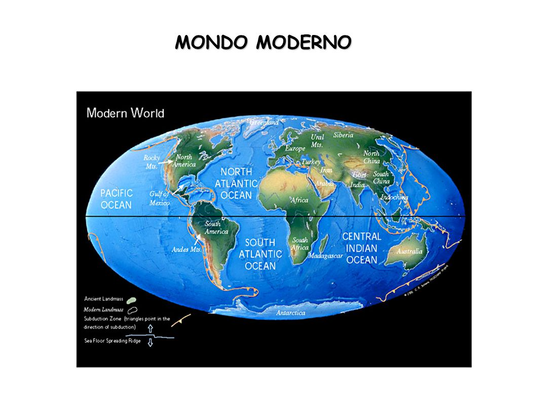 MONDO MODERNO