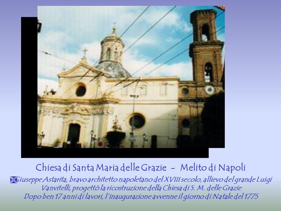 Chiesa di Santa Maria delle Grazie - Melito di Napoli