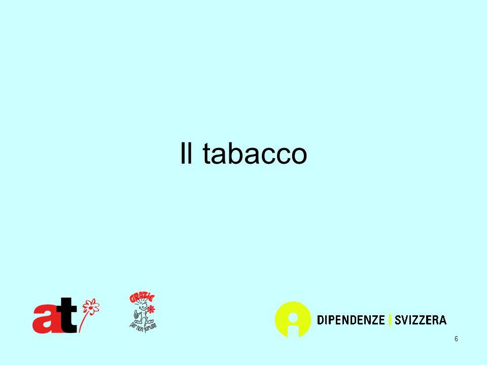 Il tabacco