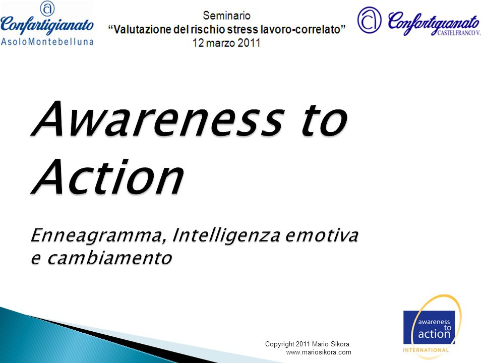 Awareness to Action Enneagramma, Intelligenza emotiva e cambiamento