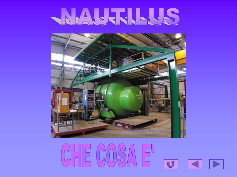 NAUTILUS NAUTILUS CHE COSA E