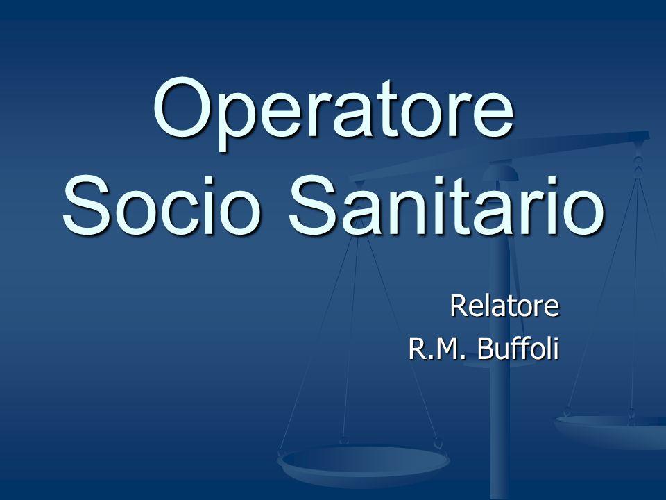 Operatore Socio Sanitario