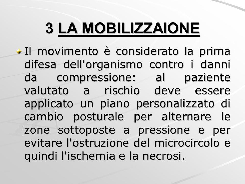 3 LA MOBILIZZAIONE