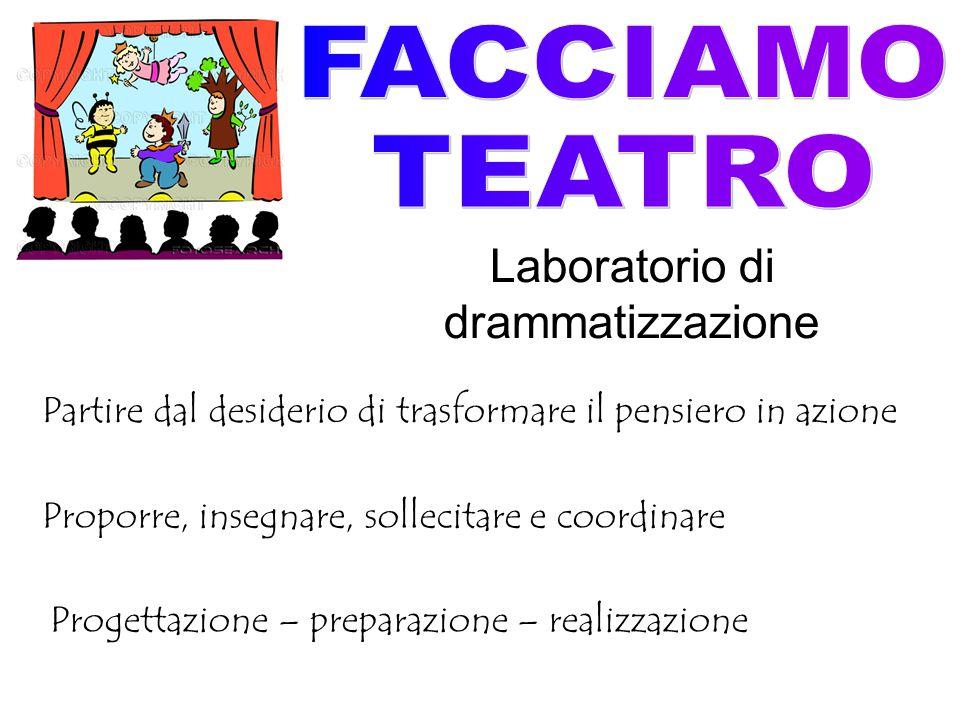 Laboratorio di drammatizzazione