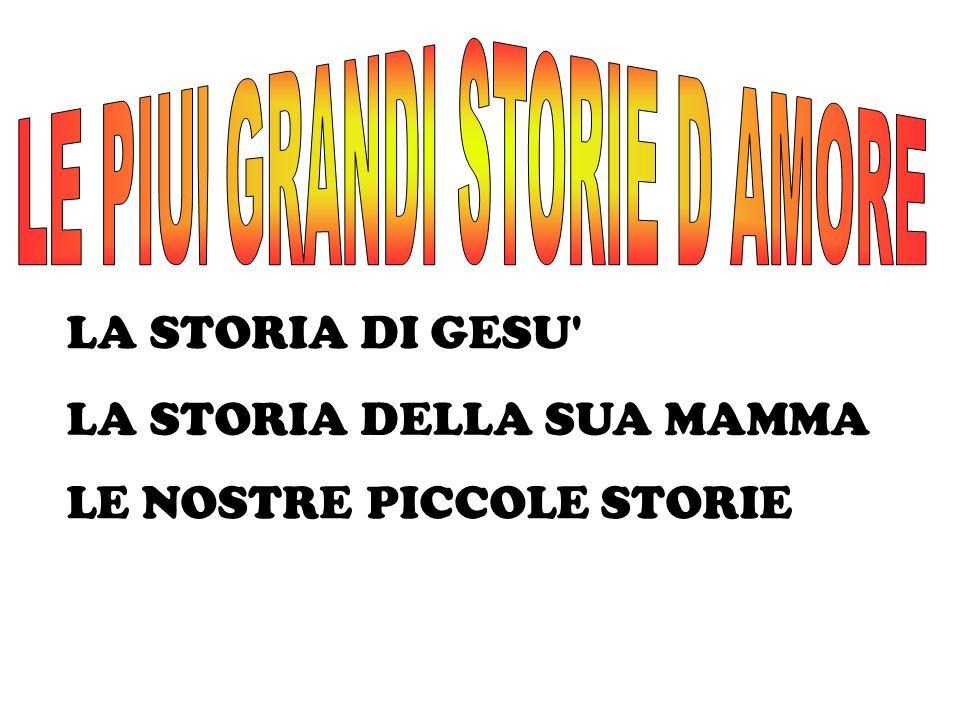 LE PIU GRANDI STORIE D AMORE