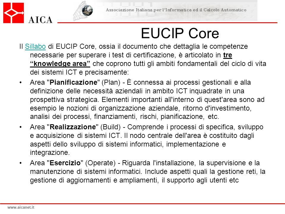 EUCIP Core