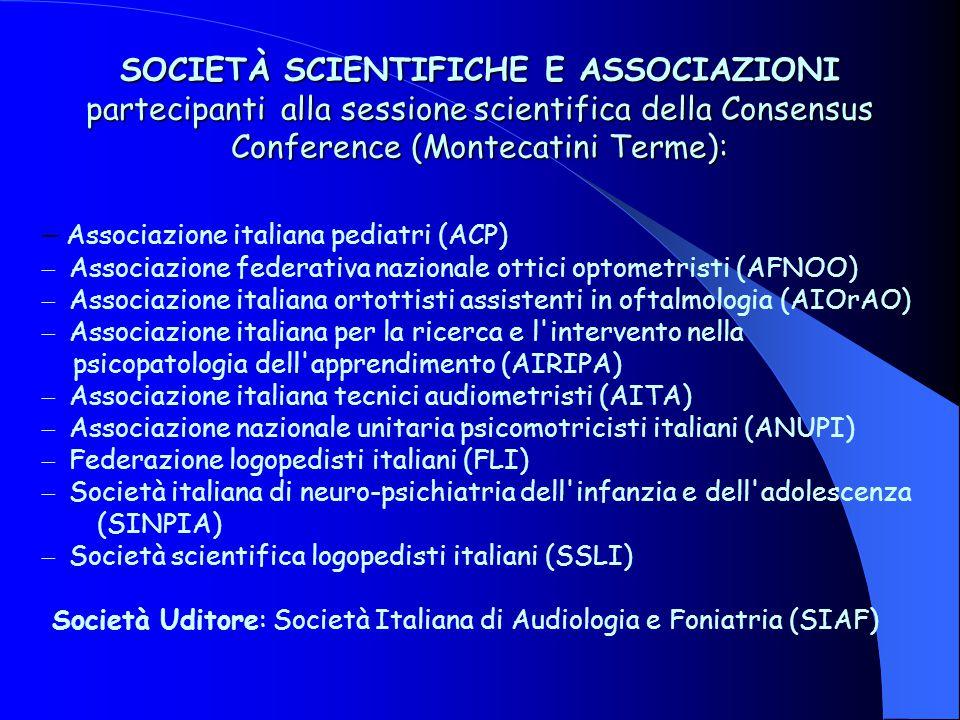  Associazione italiana pediatri (ACP)