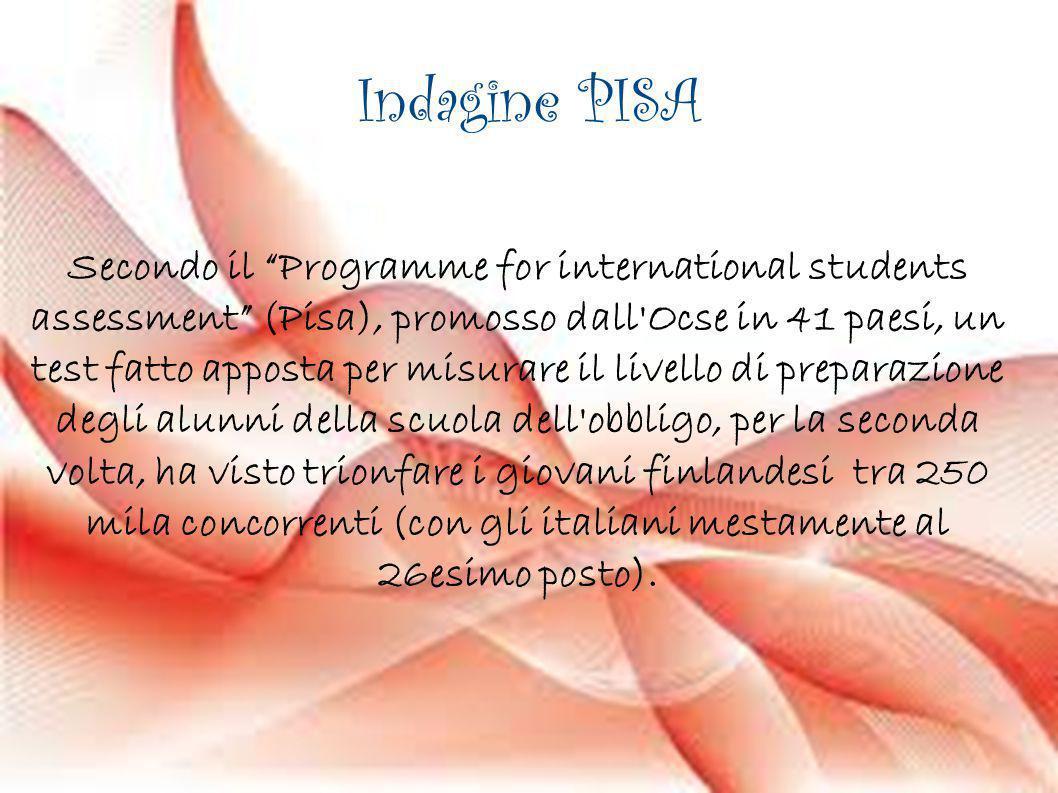 Indagine PISA