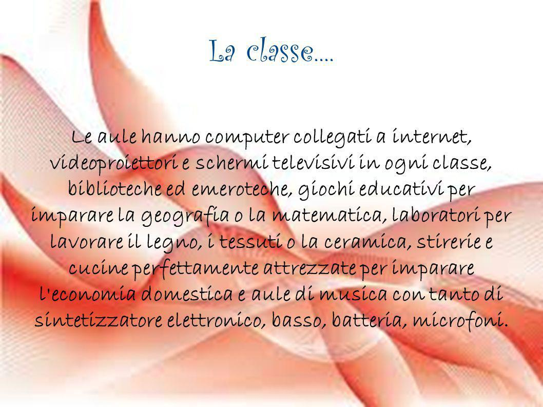 La classe....