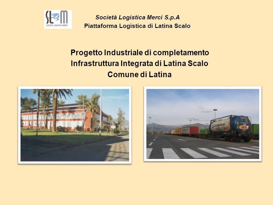 Progetto Industriale di completamento