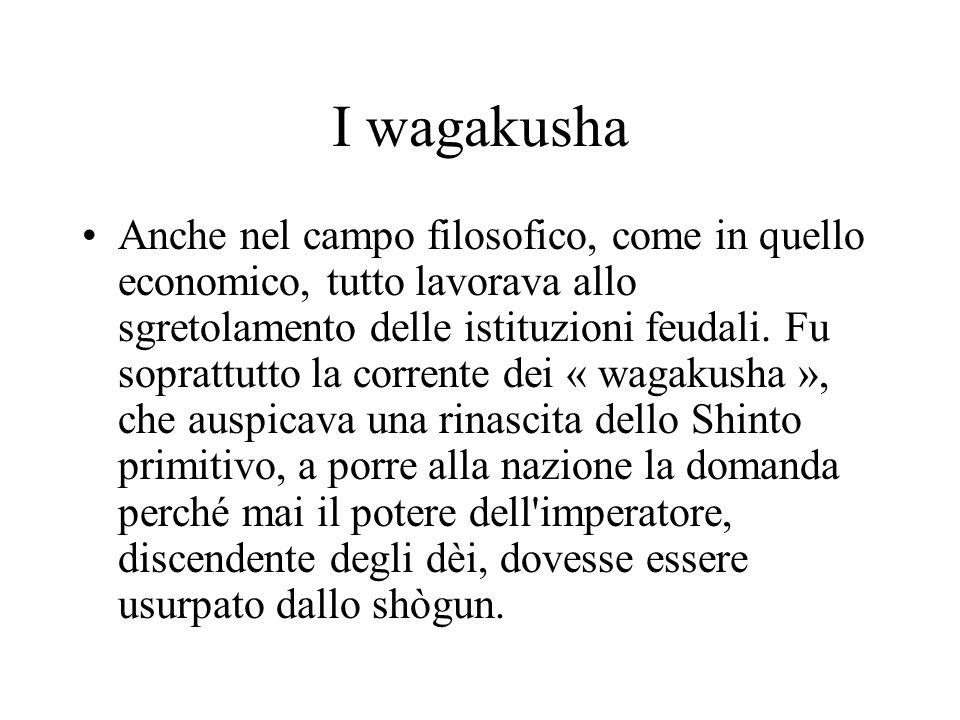 I wagakusha