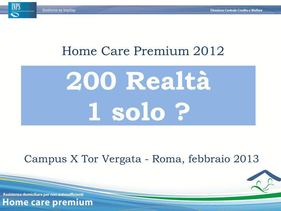 Campus X Tor Vergata - Roma, febbraio 2013