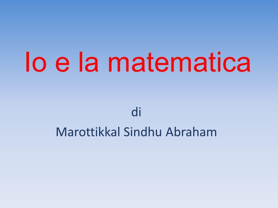 di Marottikkal Sindhu Abraham