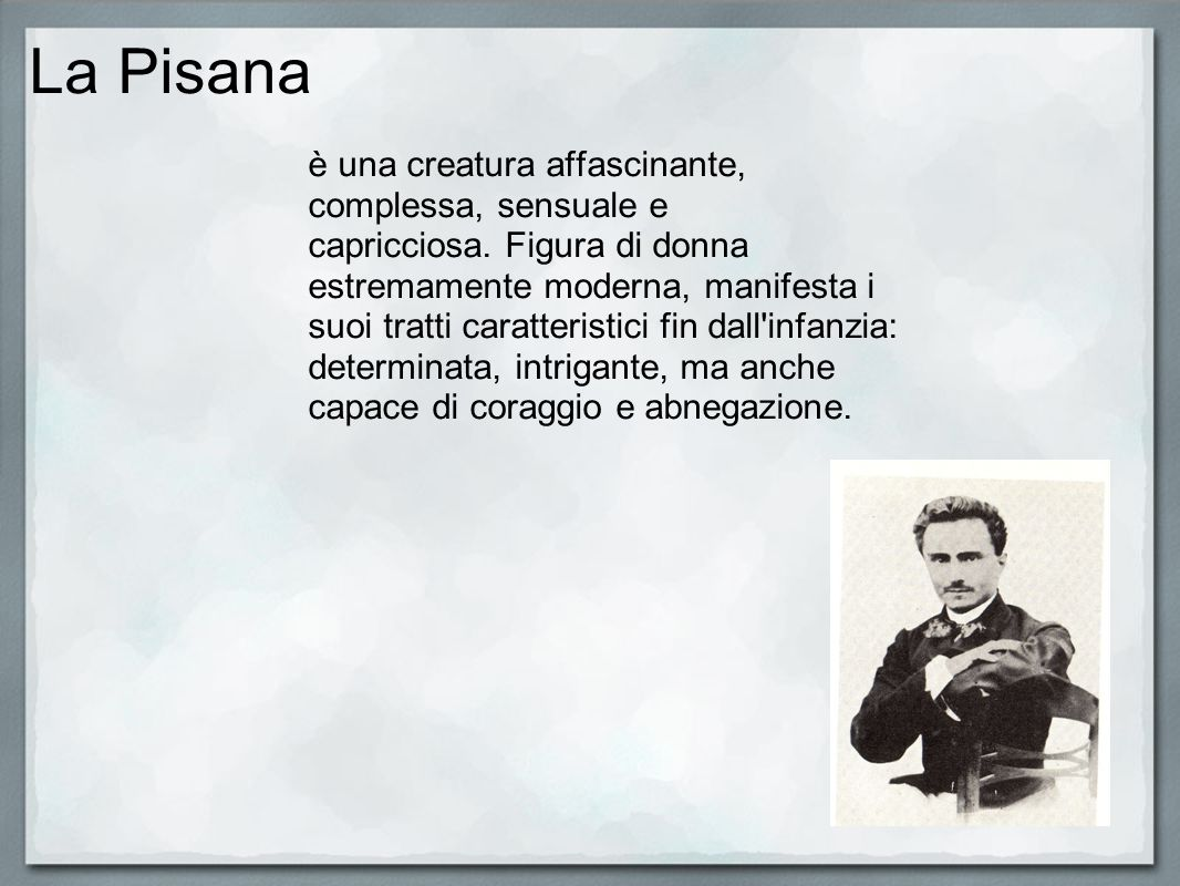 La Pisana