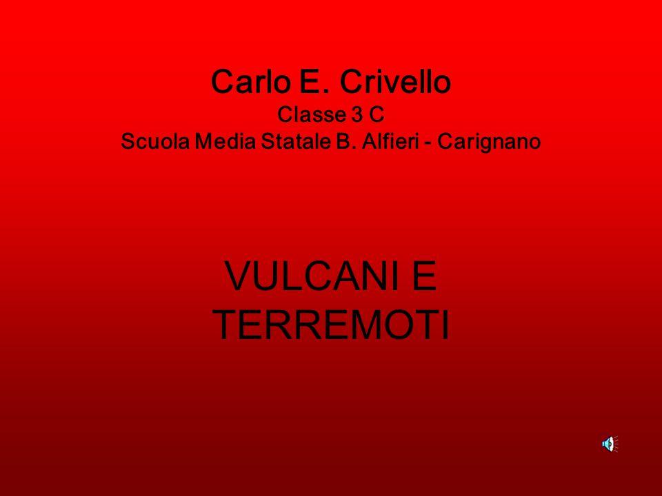 Carlo E. Crivello Classe 3 C Scuola Media Statale B