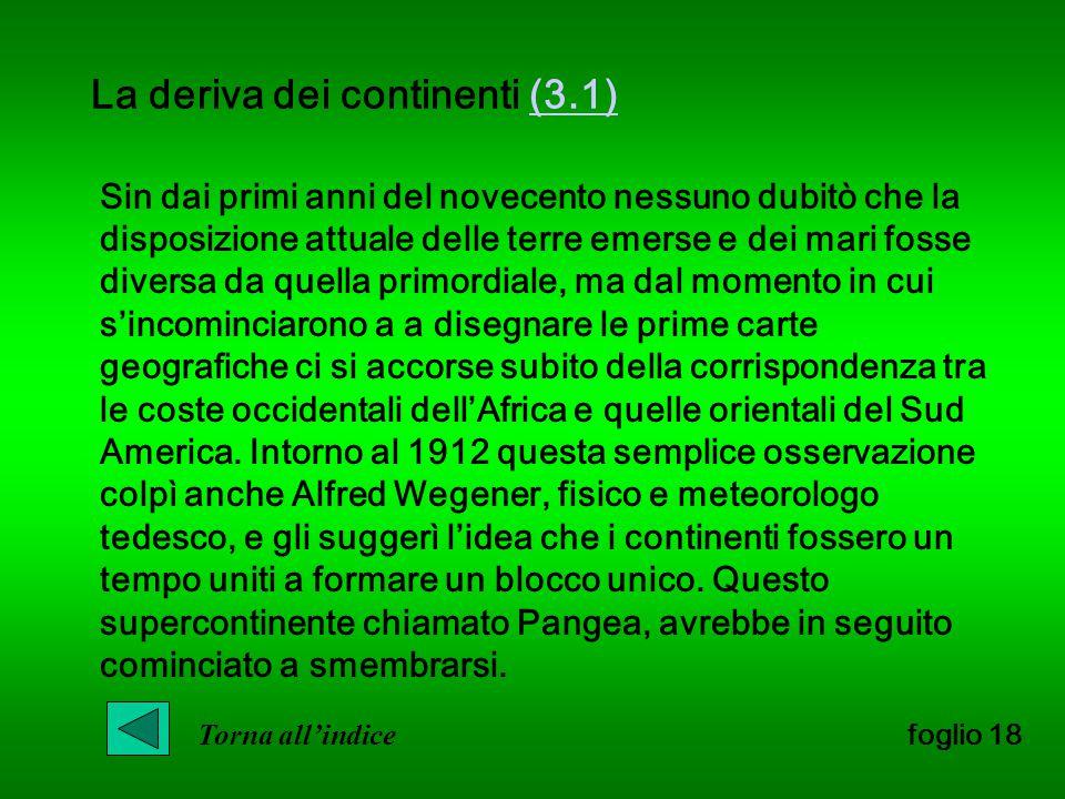La deriva dei continenti (3.1)
