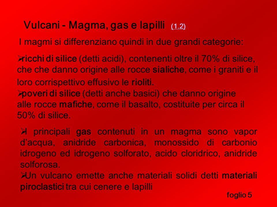 Vulcani - Magma, gas e lapilli (1.2)