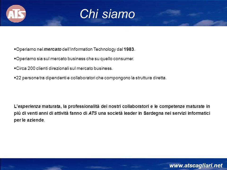 Chi siamo www.atscagliari.net