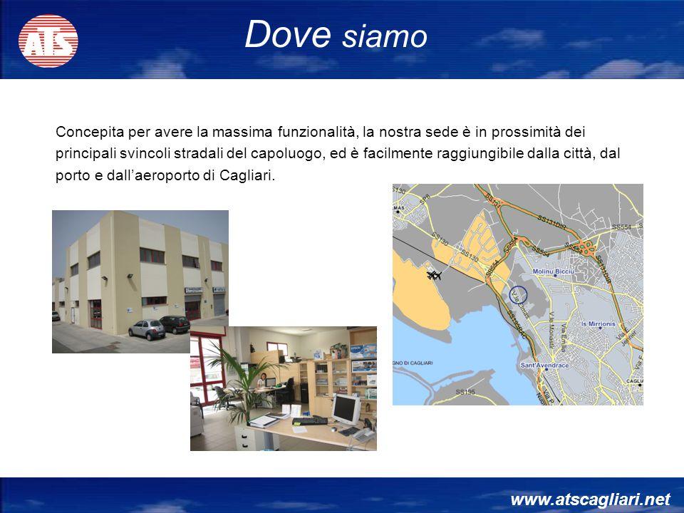 Dove siamo www.atscagliari.net