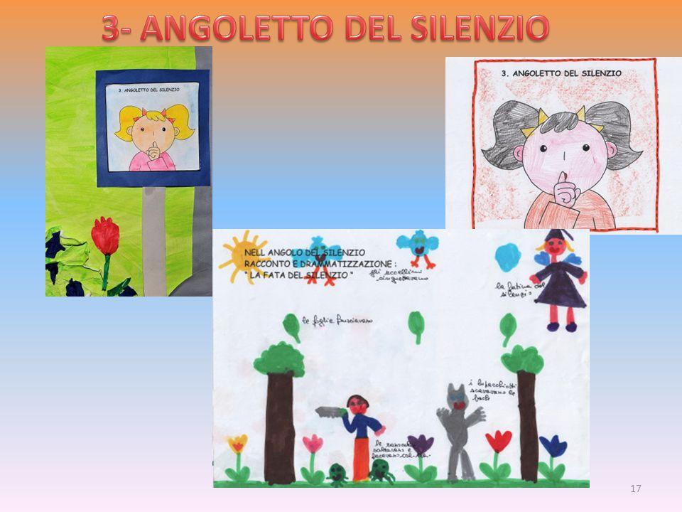 3- ANGOLETTO DEL SILENZIO