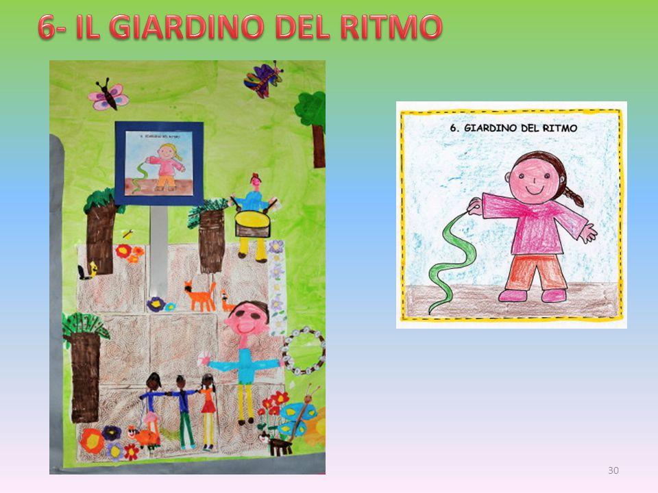 6- IL GIARDINO DEL RITMO