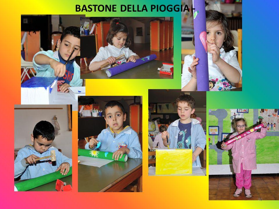 BASTONE DELLA PIOGGIA -