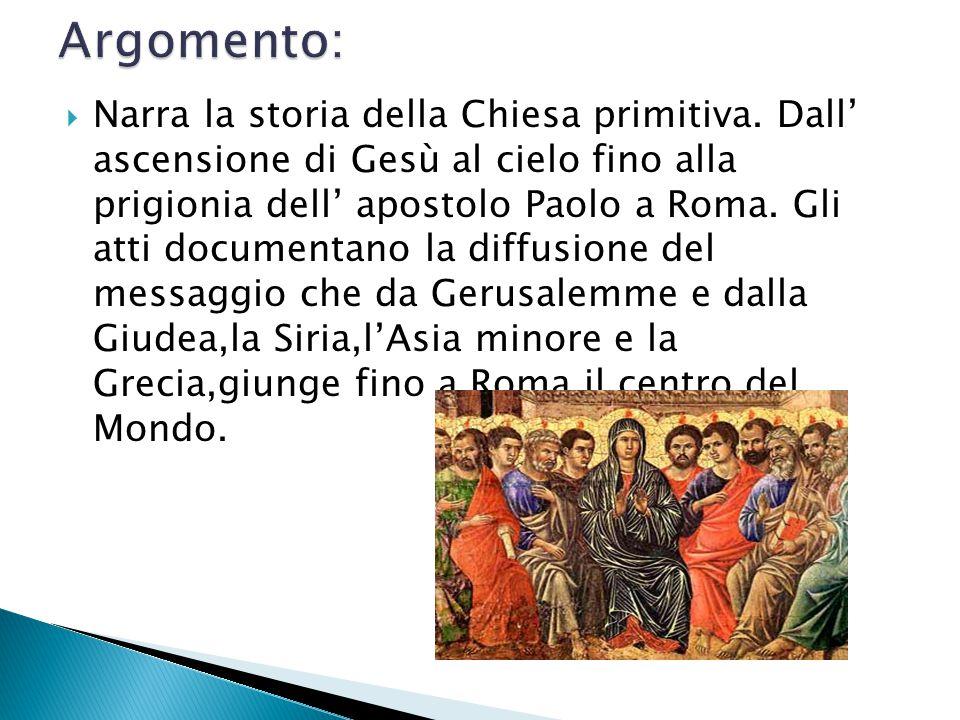 Argomento:
