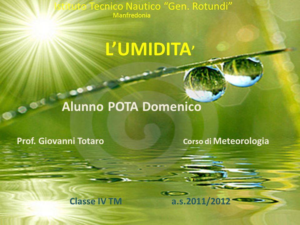 Istituto Tecnico Nautico Gen. Rotundi Manfredonia