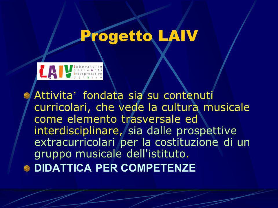 Progetto LAIV