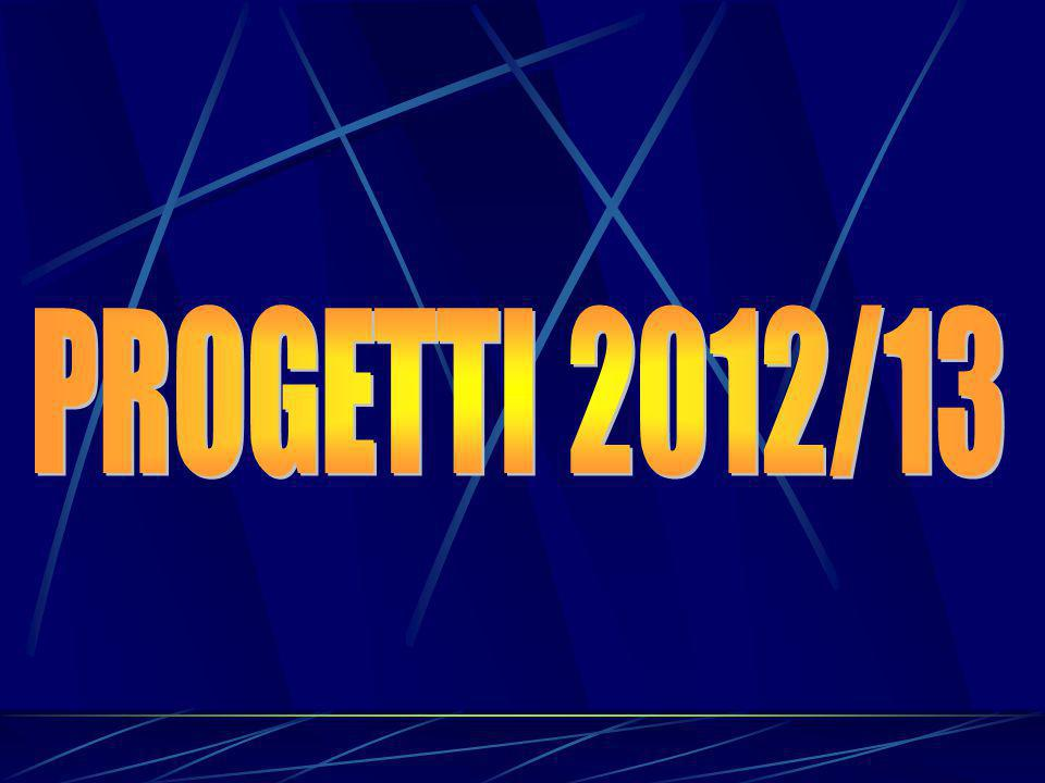 PROGETTI 2012/13