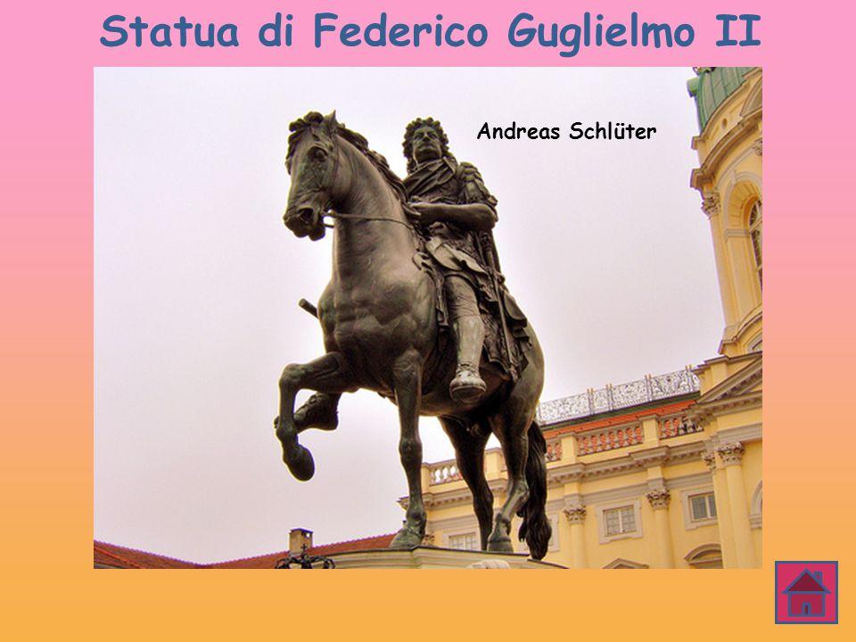 Statua di Federico Guglielmo II