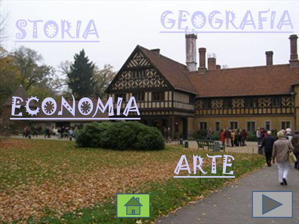 GEOGRAFIA STORIA ECONOMIA ARTE