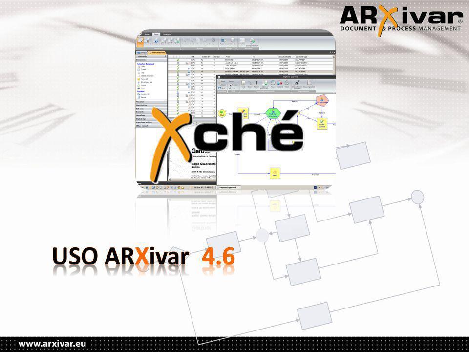 USO ARXivar 4.6