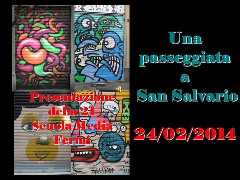 Una passeggiata a San Salvario 24/02/2014