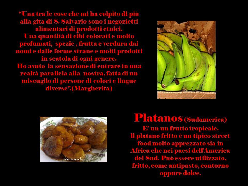 Platanos (Sudamerica)