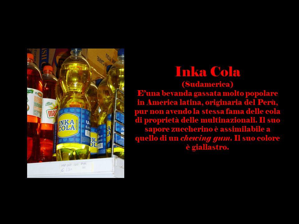 Inka Cola (Sudamerica)