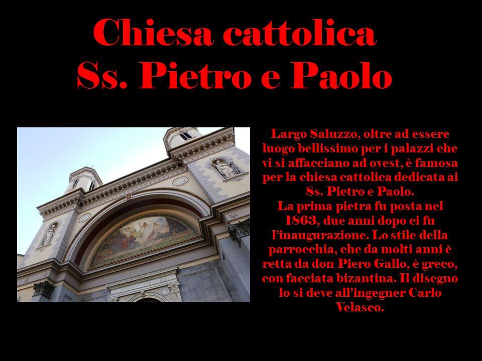 Chiesa cattolica Ss. Pietro e Paolo