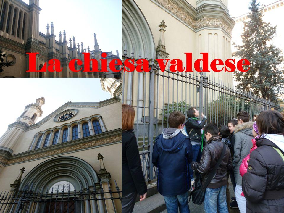 La chiesa valdese