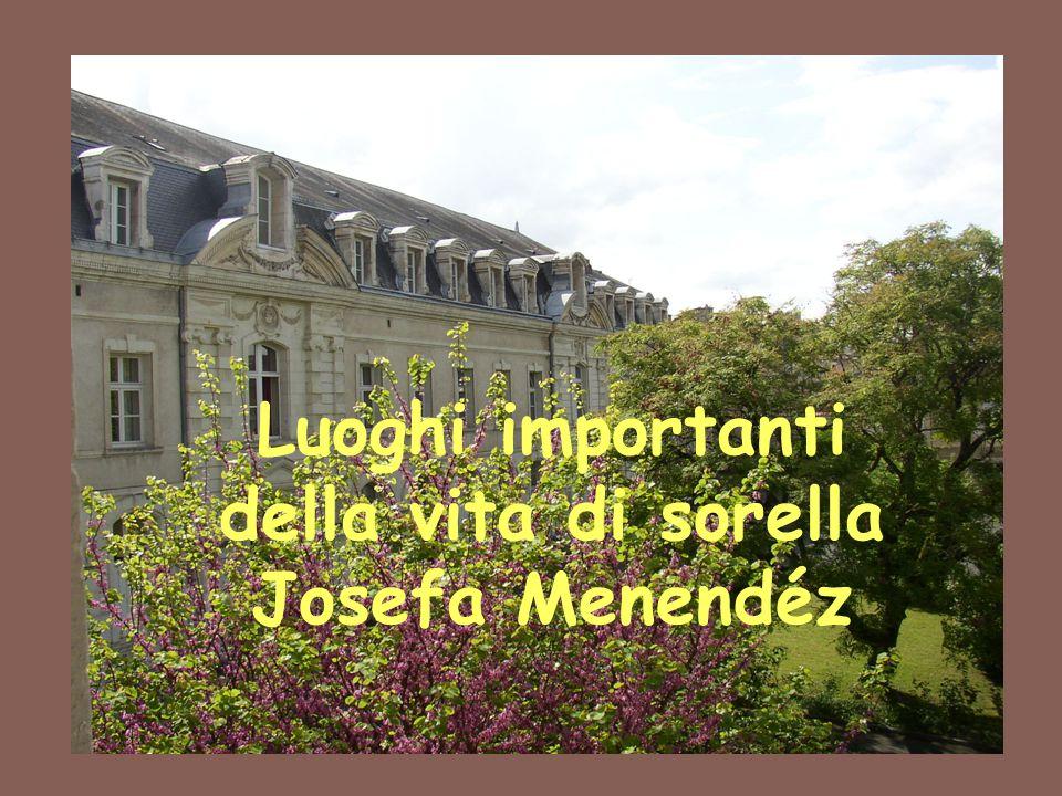 della vita di sorella Josefa Menendéz