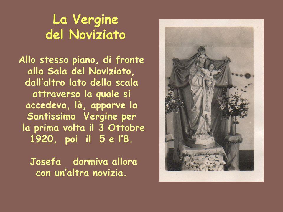 La Vergine del Noviziato